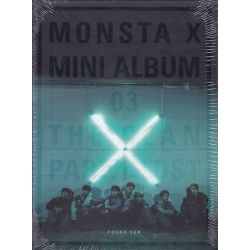 MONSTA X - THE CLAN, PT. 1 LOST (1 CD) - FOUND VERSION