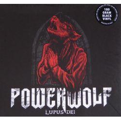 POWERWOLF - LUPUS DEI (1 LP) - 180 GRAM PRESSING