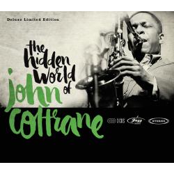 COLTRANE, JOHN - THE HIDDEN WORLD OF JOHN COLTRANE (3 CD)