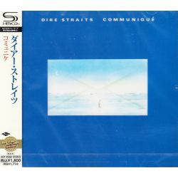 DIRE STRAITS - COMMUNIQUE (1SHM-CD) - WYDANIE JAPOŃSKIE