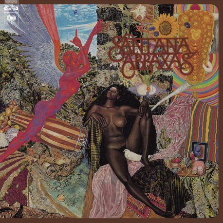SANTANA - ABRAXAS (1 LP) - 50TH ANNIVERSARY 180 GRAM PRESSING - WYDANIE AMERYKAŃSKIE