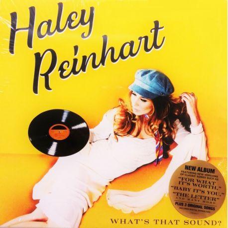 REINHART, HALEY - WHAT'S THAT SOUND? (1 LP) - WYDANIE AMERYKAŃSKIE
