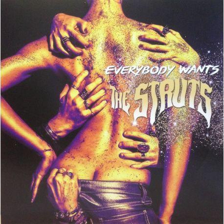 STRUTS, THE - EVERYBODY WANTS (1 LP) - WYDANIE AMERYKAŃSKIE