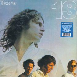 DOORS, THE - 13: 50TH ANNIVERSARY EDITION (1 LP) - WYDANIE AMERYKAŃSKIE