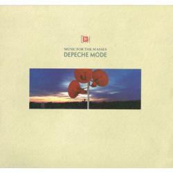 DEPECHE MODE - MUSIC FOR THE MASSES (1 LP)