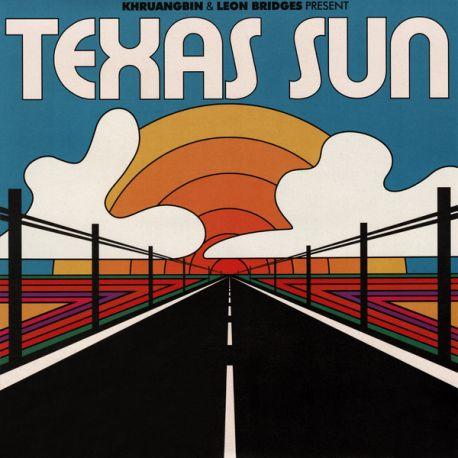 KHRUANGBIN & LEON BRIDGES - TEXAS SUN (1 EP) - WYDANIE AMERYKAŃSKIE