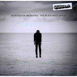 MANCHESTER ORCHESTRA - THE BLACK MILE DEMOS (1 LP) - 45RPM PINK MARBLE EDITION - WYDANIE AMERYKAŃSKIE