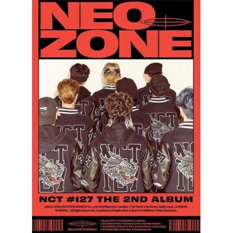NCT 127 - 2ND ALBUM: NEO ZONE (1 CD)