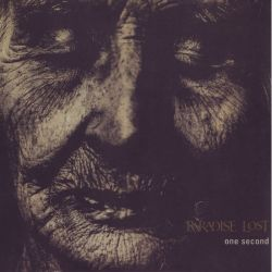 PARADISE LOST - ONE SECOND (2 LP) - 180 GRAM PRESSING