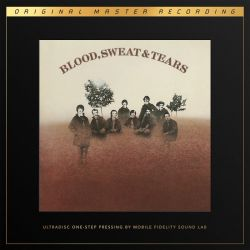 BLOOD, SWEAT & TEARS - BLOOD, SWEAT & TEARS (2 LP) - MFSL LIMITED EDITION ULTRADISC ONE-STEP 45RPM VINYL - WYDANIE AMERYKAŃSKIE