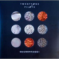 TWENTY ONE PILOTS - BLURRYFACE (2 LP)