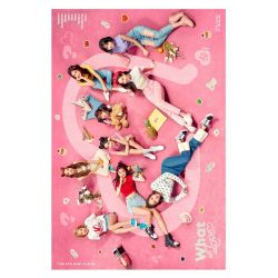 "TWICE - WHAT IS LOVE? (1 CD) - ""A"" VERSION"