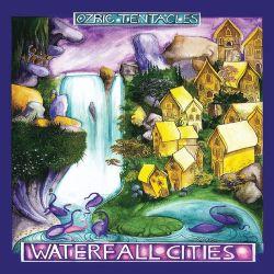OZRIC TENTACLES - WATERFALL CITIES (1 CD)