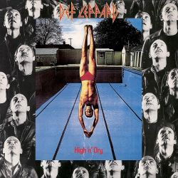 DEF LEPPARD - HIGH 'N' DRY (1 CD)