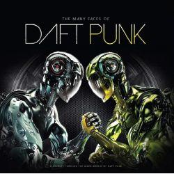 THE MANY FACES OF DAFT PUNK (2 LP) - 180 GRAM COLOURED VINYL PRESSING
