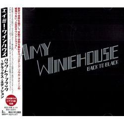 WINEHOUSE, AMY - BACK TO BLACK (2 CD) - WYDANIE JAPOŃSKIE