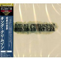 KING CRIMSON - STARLESS AND BIBLE BLACK (1 CD) - WYDANIE JAPOŃSKIE