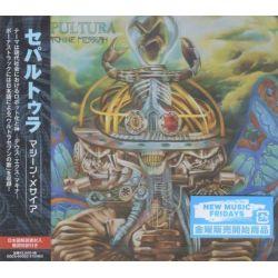 SEPULTURA - MACHINE MASSIAH (1 CD) - WYDANIE JAPOŃSKIE