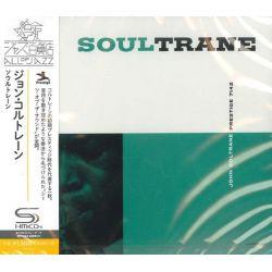 COLTRANE, JOHN - SOULTRANE (1 SHM-CD) - MONO - WYDANIE JAPOŃSKIE