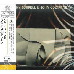 BURRELL, KENNY & JOHN COLTRANE (1 SHM-CD) - MONO - WYDANIE JAPOŃSKIE