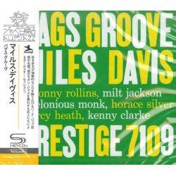 DAVIS, MILES - BAGS' GROOVE (1 SHM-CD) - MONO - WYDANIE JAPOŃSKIE