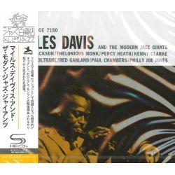 DAVIS, MILES - MILES DAVIS AND THE MODERN JAZZ GIANTS (1 SHM-CD) - MONO - WYDANIE JAPOŃSKIE