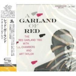 GARLAND, RED TRIO - A GARLAND OF RED (1 SHM-CD) - MONO - WYDANIE JAPOŃSKIE
