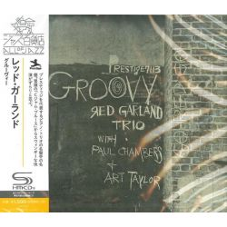 GARLAND, RED TRIO - GROOVY (1 SHM-CD) - MONO - WYDANIE JAPOŃSKIE