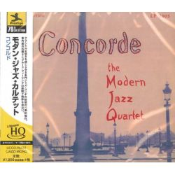 MODERN JAZZ QUARTET, THE - CONCORDE (1 UHQCD) - MONO - WYDANIE JAPOŃSKIE