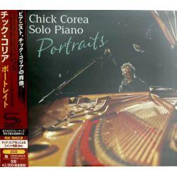 COREA, CHICK - PORTRAITS (2 SHM-CD) - WYDANIE JAPOŃSKIE