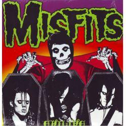 MISFITS, THE - EVILIVE (1LP) - WYDANIE AMERYKAŃSKIE