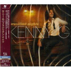 KENNY G - BRAZILIAN NIGHT (1 SHM-CD) - WYDANIE JAPOŃSKIE