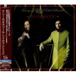 KENNY G & RAHUL SHARMA - NAMASTE (1 SHM-CD) - WYDANIE JAPOŃSKIE