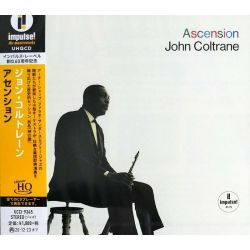COLTRANE, JOHN - ASCENSION (1 UHQCD) - WYDANIE JAPOŃSKIE