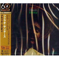 SANDERS, PHAROAH - BLACK UNITY (1 SHM-CD) - WYDANIE JAPOŃSKIE