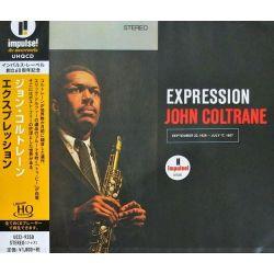 COLTRANE, JOHN - EXPRESSION (1 UHQCD) - WYDANIA JAPOŃSKIE