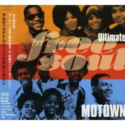 ULTIMATE FREE SOUL MOTOWN (3 CD) - WYDANIE JAPOŃSKIE