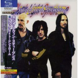 BOZZIO LEVIN STEVENS - BLACK LIGHT SYNDROME (1 SHM-CD) - WYDANIE JAPOŃSKIE