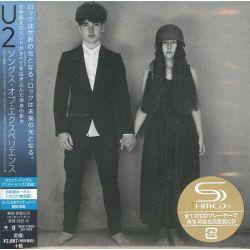 U2 - SONGS OF EXPERIENCE (1 SHM-CD) - WYDANIE JAPOŃSKIE