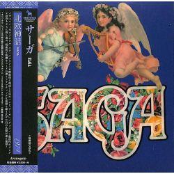 SAGA - SAGA (1 CD) - WYDANIE JAPOŃSKIE