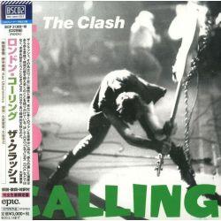 CLASH - LONDON CALLING (2 BSCD2) - WYDANIE JAPOŃSKIE