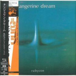 TANGERINE DREAM - RUBYCON (2 SHM-CD) - WYDANIE JAPOŃSKIE