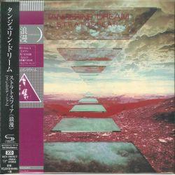 TANGERINE DREAM - STRATOSFEAR (2 SHM-CD) - WYDANIE JAPOŃSKIE