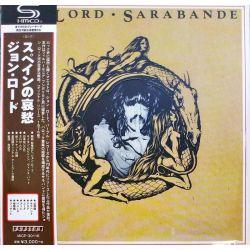 LORD, JON - SARABANDE (1 SHM-CD) - WYDANIE JAPOŃSKIE