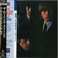 ROLLING STONES, THE - THE ROLLING STONES NO. 2 (1 SHM-CD) - WYDANIE JAPOŃSKIE
