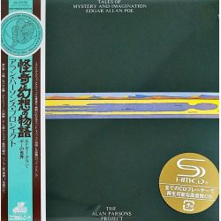 ALAN PARSONS PROJECT, THE - TALES OF MYSTERY AND IMAGINATION (2 SHM-CD) - WYDANIE JAPOŃSKIE