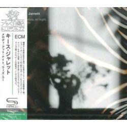 JARRETT, KEITH - THE MELODY AT NIGHT WITH YOU (1 SHM-CD) - WYDANIE JAPOŃSKIE