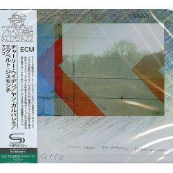 HADEN, CHARLIE / JAN GARBAREK / EGBERTO GISMONTI - MAGICO (1 SHM-CD) - WYDANIE JAPOŃSKIE