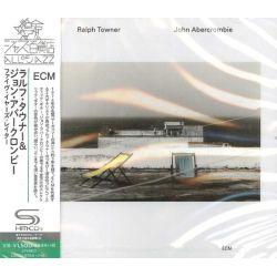ABERCROMBIE, JOHN / RALPH TOWNER - FIVE YEARS LATER (1 SHM-CD) - WYDANIE JAPOŃSKIE