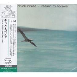 COREA, CHICK - RETURN TO FOREVER (1 SHM-CD) - WYDANIE JAPOŃSKIE